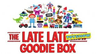 10 Late Late Toy Show Goodie Box Stickers